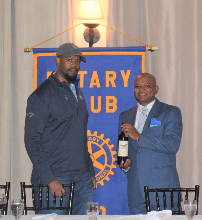 Responsible Gaming Presentation to the Rotary Club of Old Fort Bay
