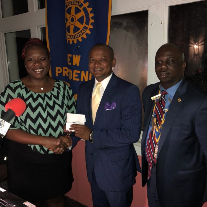 Responsible Gaming Presentation to the Rotary Club of New Providence
