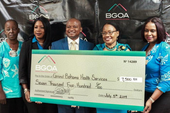 BGOA Announces Partnership with Grand Bahama Health Services